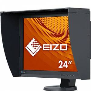 "Eizo CG247X-BK ColorEdge Professional Color Graphics Monitor 24.1"" Black"