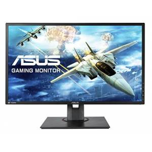 Asus MG248QE, 24 Inch FHD (1920 x 1080) Gaming Monitor, 1 ms, Up to 144 Hz, DP, HDMI, DVI-D, FreeSync