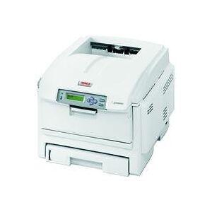 Oki C5900cdtn - Printer - colour - duplex - LED - Legal, A4-1200 dpi x 600 dpi - up to 32 ppm (mono) / up to 26 ppm (colour) - capacity: 930 sheets - USB, 10/100Base-TX