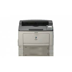 Epson AcuLaser M8000TN A3 Networked Mono Laser Printer Base Model with Extra 500 Sheet Tray (128 MB, 1200dpi, 25ppm)