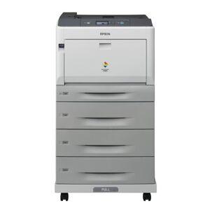 Epson AcuLaser C9200D3TNC Laser Printer