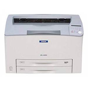 Epson EPL N2550 - Printer - B/W - laser - 305 x 508 mm - up to 30 ppm - capacity: 400 sheets - parallel, USB, 10/100Base-TX
