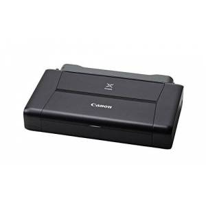 Canon PIXMA iP110 Portable Printer with Battery