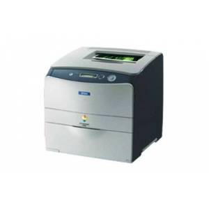 Epson AcuLaser C1100DN A4 Networked Colour Laser Printer Base Model with Duplexer (32 MB, 25ppm for Mono, 5ppm for Colour, 680 Sheets)
