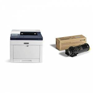 Xerox Phaser 6510dni A4 Colour LED/Laser Printer with Xerox 106R03692 Genuine Extra High Capacity Toner Cartridge