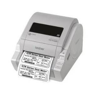 Brother TD4100N Commercial & Industrial Label & Ticket Printer with Network Card