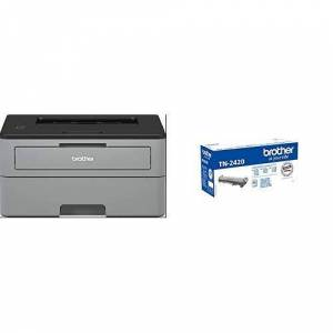 Brother HL-L2310D Mono Laser Printer with Additional TN-2420 Toner Cartridge
