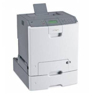 Lexmark C734DW Wireless Multifunction Colour Laser Printer with Duplex