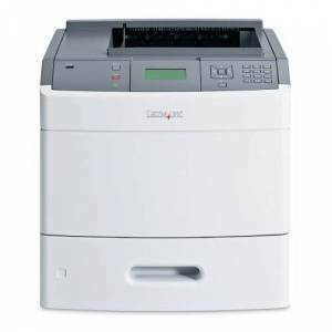 Lexmark T652N Network Workgroup Mono Laser Printer