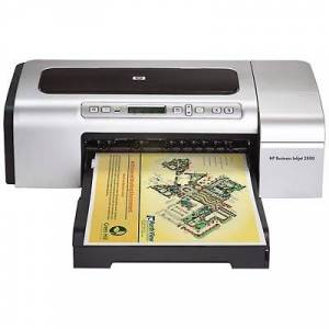 HP Business Inkjet 2800 A3 Colour Parallel USB