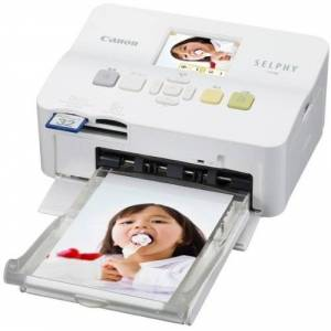 Canon SELPHY CP780 (White) Photo Printer