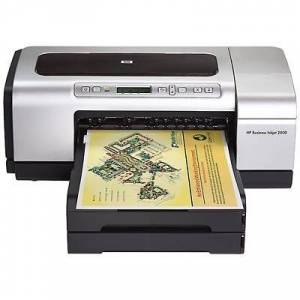 HP Business Inkjet 2800DTN A3 Colour Parallel USB With Duplex & Extra 250 Sheet Tray Network Ready