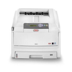 Oki C801DN Colour Laser Printer (Network Ready,Duplex)