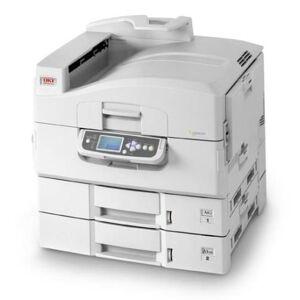 Oki C9650N A3 Colour Laser Printer