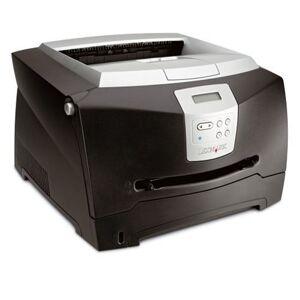 Lexmark E342n - Printer - B/W - laser - Legal, A4 - 1200 dpi x 1200 dpi - up to 28 ppm - : 250 sheets - parallel, USB, 10/100Base-TX