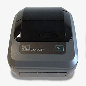 Zebra Thermal Ticket Printer GK420D USB Series Black