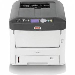 Oki C712N A4 Colour LED Laser Printer 46551101 UK