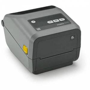 "Zebra ZD42042-C0EW02EZ TTC Printer ZD420. 4"", 203 dpi, EU and UK Cords, USB Host, BTLE, 802.11ac, Bluetooth 4.0, EZPL"