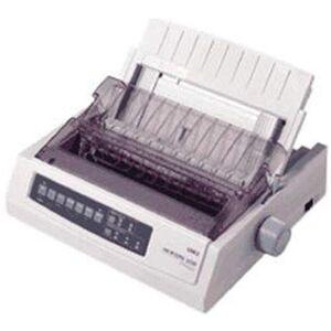 Oki Microline 3320 - Printer - B/W - dot-matrix - Roll (25.4 cm) - 240 dpi x 216 dpi - 9 pin - up to 435 char/sec