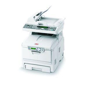 Oki C5540 MFP Colour Laser printer, 24 pages per minute 1200X600DPI 128MB USB2.0 Ethernet