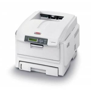 Oki C5650DNn A4 Colour Printer (Duplex, Network Ready)