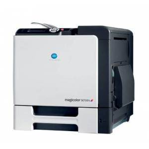 Konica Minolta Magicolor 5670 Colour A4 Laser Printer 256 MB 600x600dpi 35ppm (Colour) - 250 Sheets