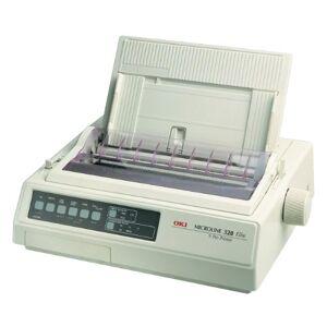 Oki 404546 - Microline Monochrome Dot-matrix Printer 320 elite 9 needles