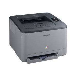 Samsung CLP-350N Colour Laser Printer With Eithernet Connectivity And Postscript
