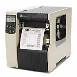 Zebra 172-80E-00003 Tt Printer, 170Xi4, 203Dpi, Euro/Uk Cord, Swiss 721 Font, Serial, Parallel, Usb, Int 10/100, Bifold Media Door