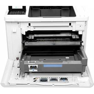 HP LaserJet Enterprise M607N Office Black and White Laser Printer