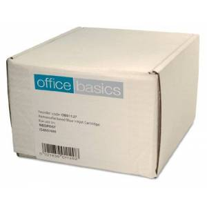 Q-CONNECT Office Basics Neopost Is-460/480 Ink Cartridge - Blue