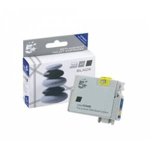 5 Star Ink Cartridge Compatible with Epson T12914011 Inkjet Cartridge - Black