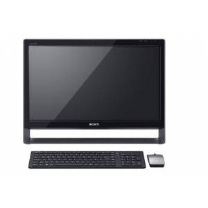 Sony VAIO L12S1E 24 inch Touchscreen AIO PC (Intel Core 2 Duo E8400,3.0GHz,4GB,1000GB,Blu-ray Player,Win 7 Home Premium 64Bit) - Silver