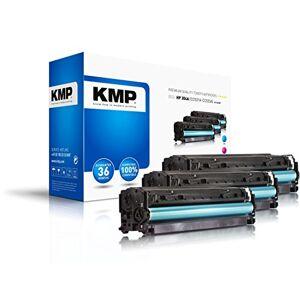 KMP TONER H-T122 CMY = HP 304A CMY