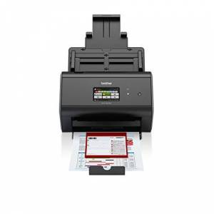 Brother ADS 2800 W Sheetfeed Scanner