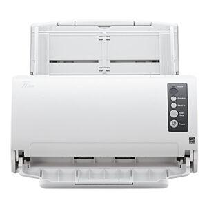 Fujitsu Siemens PA03750-B001 ADF 600 x 600 DPI A4 Colour Scanner - White