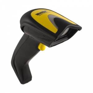 Wasp WDI4600 Barcode Scanner - Black/Yellow