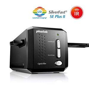 Plustek 8200I SE OpticFilm 8200iSE Film Scanner - Black