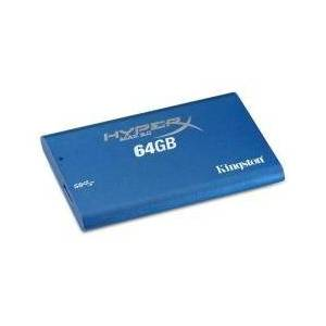 Kingston SHX100U3/64G 64GB Internal Solid State Drives (6.5cm (2.5Inches) SATA 300)