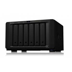 Synology DS1618+ 12 TB 6 Bay NAS Solution Installed with 6 x 2 TB Western Digital Red Drives