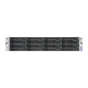 Netgear ReadyNAS 4200 24 TB Rackmount High-Performance Storage System with 10GE (SFP+), 2U, 12-Bay