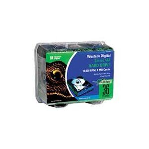 Western Digital Raptor 36GB, 8MB Cache Internal Serial ATA Hard Drive 10000rpm 3.5inch Internal Hard Drive Retail