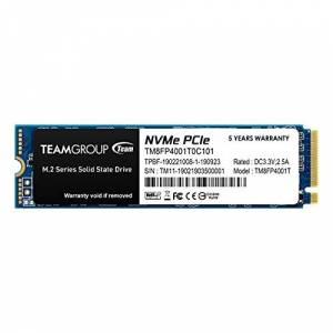 TEAMGROUP Team Group MP34 - Solid-State-Disk - 1 TB - PCI Express 3.0 x4 (NVMe)