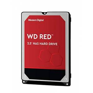 WD-40 WD Red 1TB 2.5 Inch NAS Internal Hard Drive - 5400 RPM - WD10JFCX