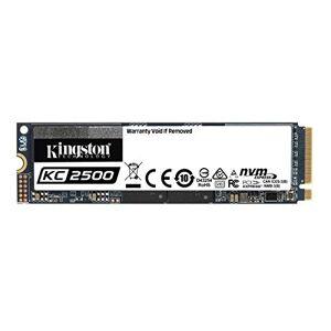 Kingston KC2500 NVMe PCIe SSD -SKC2500M8/2000G M.2 2280