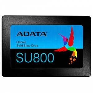 ADATA Ultimate SU800 2TB Solid State Drive (SSD), black