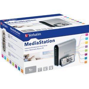 Verbatim GmbH 475368.9cm (3.5Inches) 1Tbmedia Station