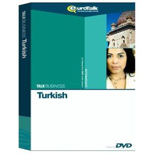 Eurotalk Limited Talk Business Turkish DVD (Mac/PC)