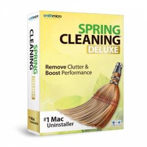 Smith Micro Software Inc. Spring Cleaning Deluxe 11.0 (Mac)
