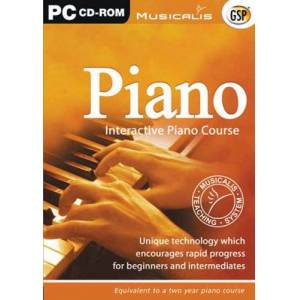 Avanquest Software Musicalis Interactive Piano Course